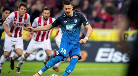 Bayern Munich sign Germany striker Sandro Wagner from Hoffenheim