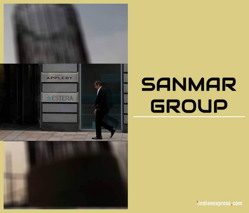 paradise papers, Paradise Papers photos, sanmara group, indian banks, ICIJ, paradise papers Indian Express images, panama papers express investigation pics,