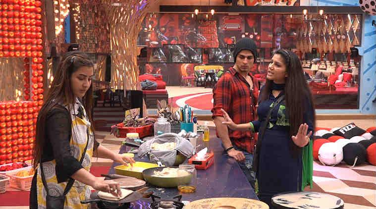 Bigg Boss 11 November 20 2017 full episode written update: Sapna, Hina, Priyank and Shilpa get nominated this week