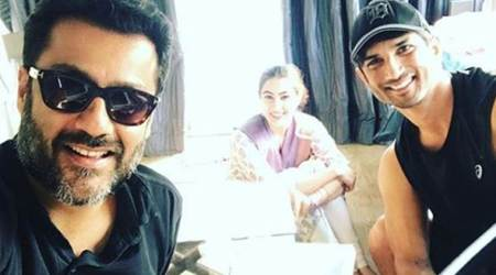 Kedarnath: Sara Ali Khan, Sushant Singh Rajput prep-up for second schedule of the film