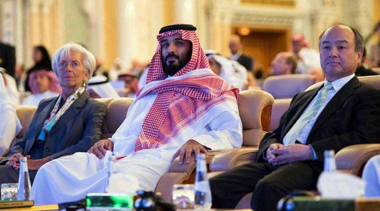 Crown prince downplays Trumps statement on Saudi military