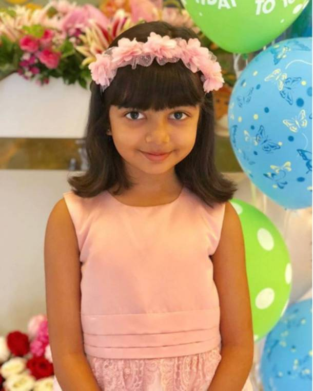 Happy Birthday, Aaradhya Bachchan: 10 times the cutie won us over with her awww-dorable looks
