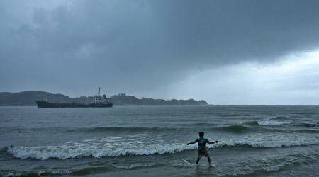 Cloudy weather,light drizzle likely in next  48 hours: MeteorologicalDepartment