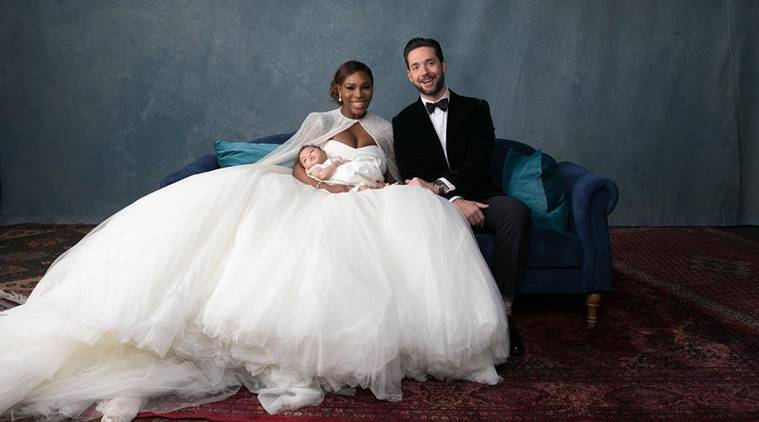 Image result for serena williams married
