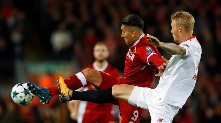 Sevilla vs Liverpool highlights, Champions League: Liverpool throw away lead to draw 3-3