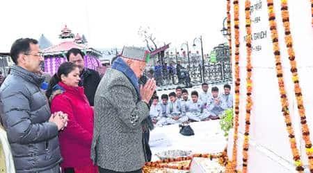 Himachal Pradesh assembly elections 2017, Himachal Pradesh elections 2017, Himachal Pradesh elections, BJP, Indian Express, Indian Express News