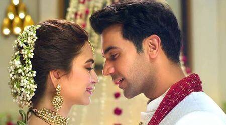 Shaadi Mein Zaroor Aana box office collection day 1: Rajkummar Rao starrer earns Rs 1.62 crore