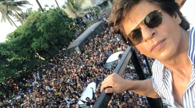 Shah Rukh Khan: The concept of super stardom will change with time |  Entertainment News,The Indian Express