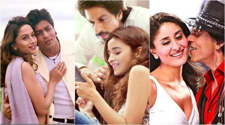 Shah Rukh Khan's advice to Alia, Madhuri and Kareena: Be as strong and gentle as you are