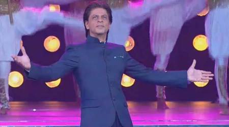 Shah Rukh Khan at IFFI 2017: Storytelling should bind us together instead of tearing us apart