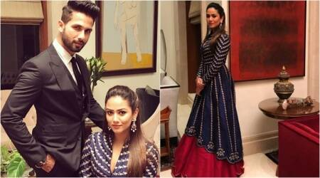 Shahid Kapoor and wife Mira dressed up for a 'night out' are giving us pure couple fashiongoals