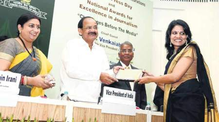 On National Press Day, V-P Venkaiah Naidu warns of vested interests in media