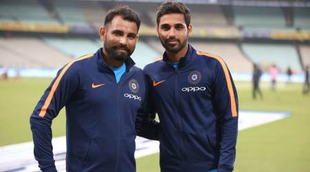 India vs Sri Lanka: Mohammed Shami, Bhuvneshwar Kumar discuss what went wrong for India in Kolkata