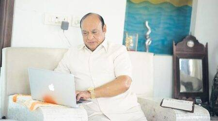 Shankersinh Vaghela showers praise on Congress hours after his son joins BJP