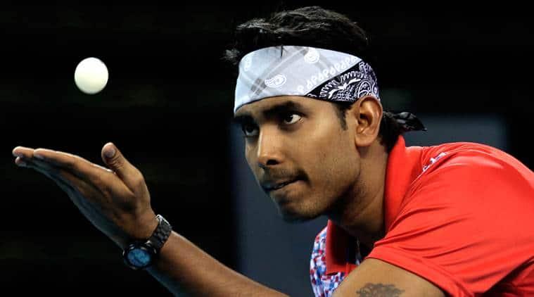 Achanta Sharath Kamal, G Sathiyan, 2017 Challenge Belgium Open, Manika Batra, sports news, table tennis, Indian Express
