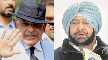 Pakistan Punjab CM Shehbaz Sharif writes to Amarinder Singh, seeks cooperation to combat smog