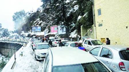 Anticipating tourist rush, Shimla issues snow advisory, asks not to bring infants, elders
