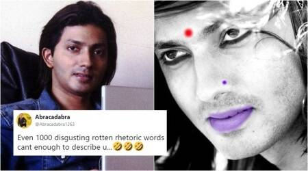 Shirish Kunder's reply to Twitter user who photoshopped his pic to make him look like a woman is EPIC