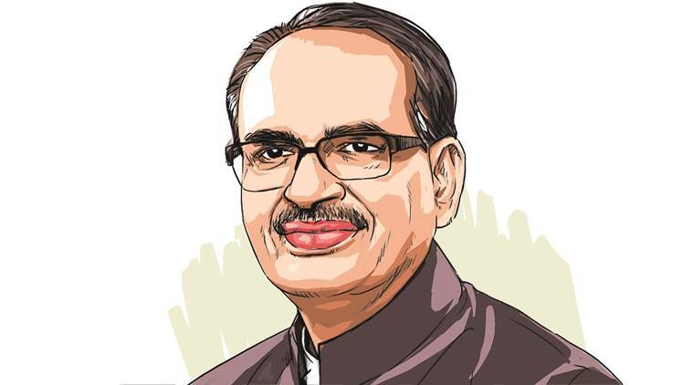 shivraj singh chouhan, mp cm, bjp, indian express
