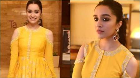 Shraddha Kapoor's look in this bright yellow attire is a disaster; see pics