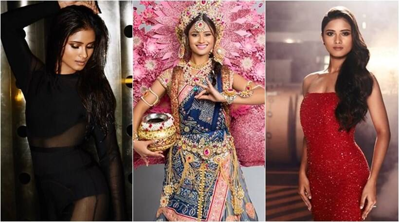 b19aa21acc4d Miss Universe 2017, Miss Diva 2017, who won Miss Universe 2017, who won.  Shraddha Shashidhar, Indian model and the ...