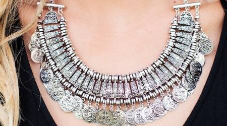 silver jewellery, gold jewellery, reasons to choose silver jewellery, benefits of silver, ways to maintain silver jewellery, indian express, indian express news
