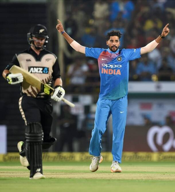India vs New Zealand: Colin Munro, Trent Boult keep New Zealand alive in T20I series