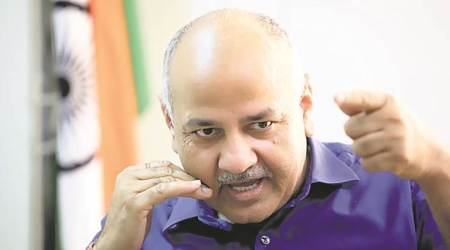 Under attack on education, Manish Sisodia issues open challenge to BJP, Congress
