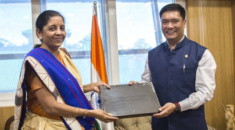 China objects to Sitharaman's visit to Arunachal