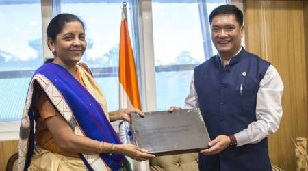Funds for survey of railway to Tawang soon: Nirmala Sitharaman tells Arunachal CM Pema Khandu