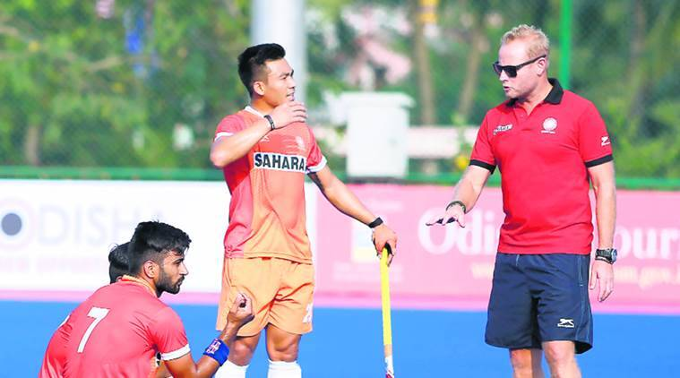 Hockey India swaps men's, women's teams coaches