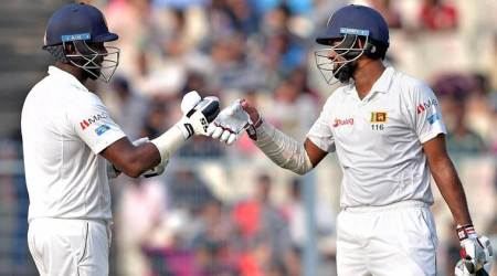 India vs Sri Lanka, 1st Test: Two half centuries, full marks for Sri Lanka on Day 3
