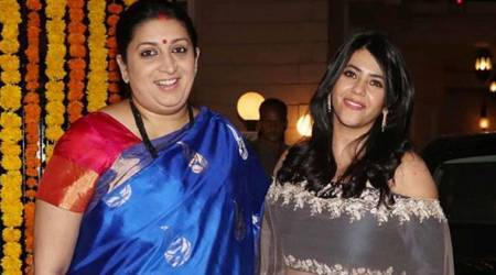 Smriti Irani reveals that Ekta Kapoor signed her despite the production team found her unfit for TV