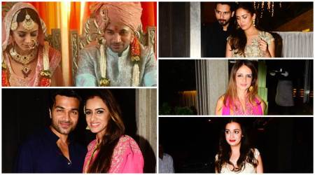 Smriti Khanna weds Gautam Gupta see photos