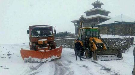 Srinagar witnesses coldest November night in decade