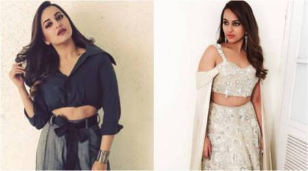 Sonakshi Sinha, Sonakshi Sinha latest photos, Sonakshi Sinha fashion, Sonakshi Sinha ethnic fashion, Sonakshi Sinha fusion fashion, Sonakshi Sinha movies, indian express, indian express news