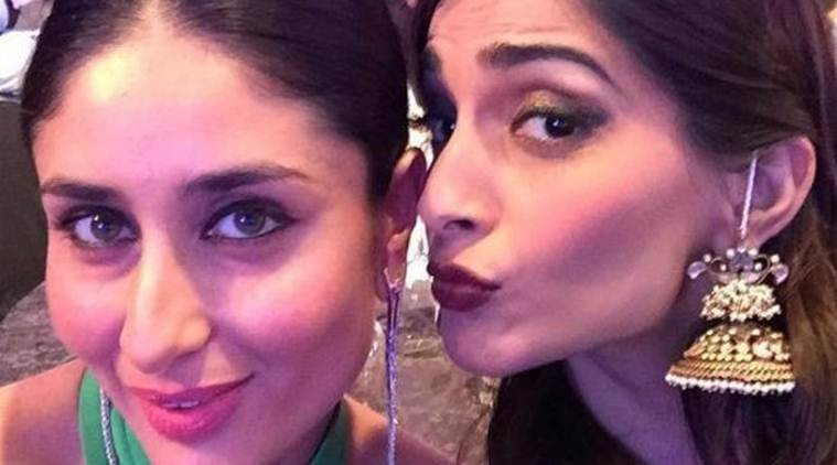 Sonam Kapoor chilling with her girl gang-Watch video