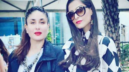 Sonam Kapoor is grateful to her Veere Di Wedding co-star Kareena Kapoor Khan. Find out why