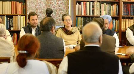 Sonia Gandhi says PM Modi 'sabotaging' Winter Session of Parliament ahead of Gujarat elections