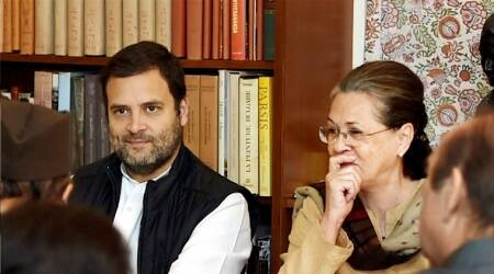 Sonia Gandhi's role in Congress will remain undiminished: Veerappa Moily