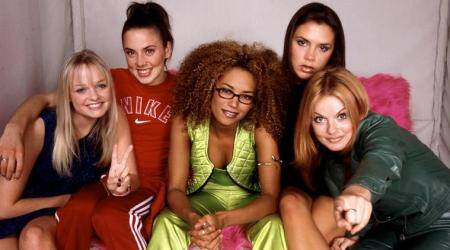 English pop sensation Spice Girls all set for a reunion in2018