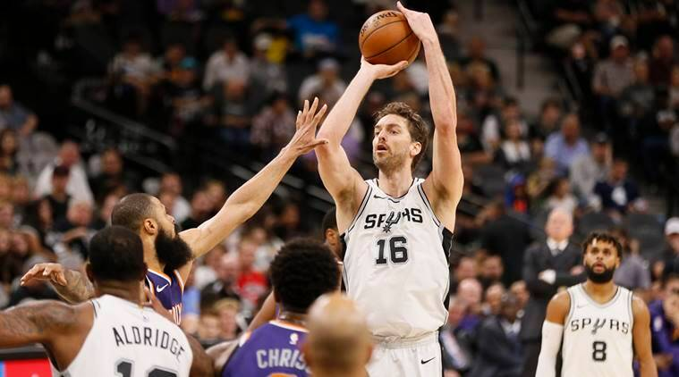 SPURS GAMEDAY: Clippers different team without Paul running their offense