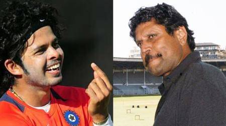 Every player feels he should be playing for the country: Kapil Dev on S Sreesanth
