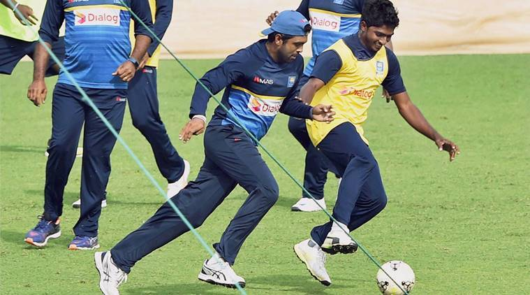 Sri Lanka had suffered a 9-0 defeat at the hands of India early this year.