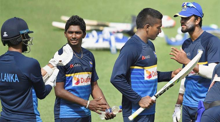 Sri Lanka come in with a series win over Pakistan