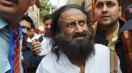 Sri Sri Ravi Shankar has amassed wealth, wants to avoid probe: Ex-BJP MP on Ayodhya issue