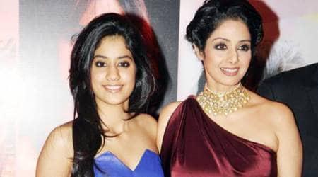 Sridevi, Jhanvi Kapoor, Sridevi Jhanvi Kapoor, Jhanvi, Sridevi daughter
