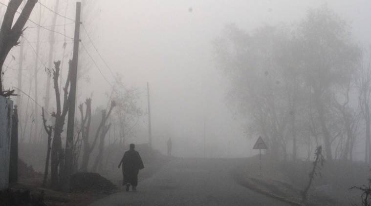 Srinagar witnesses coldest November night in a decade