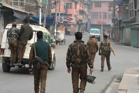 Don't rejoice at killing of local militants, they are our kids: J&K cop