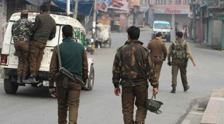 Restrictions imposed in Srinagar to prevent protests